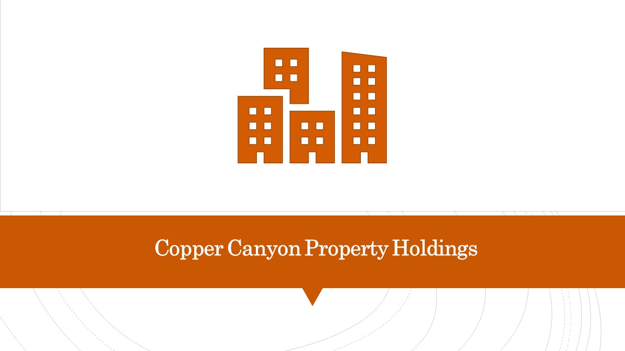 Copper Canyon Holdings